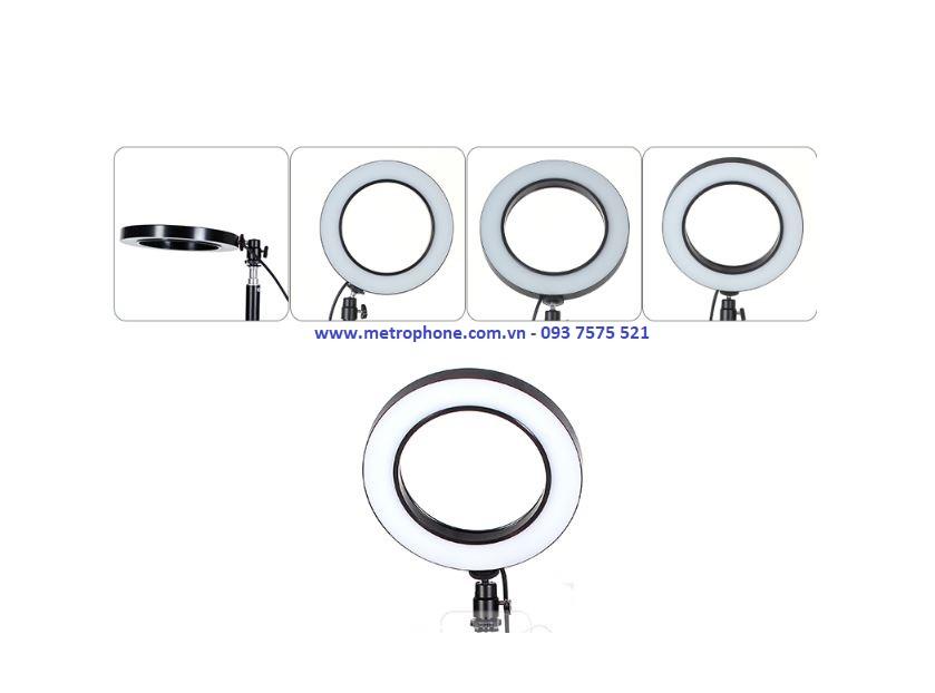 đèn led livestream metrophone.com.vn
