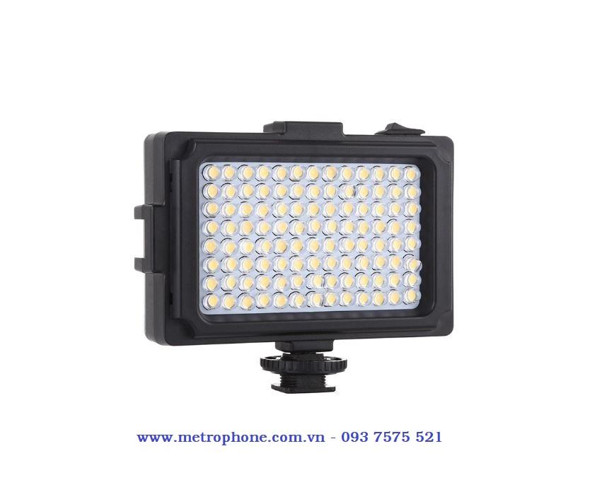 đèn led 96 bóng puluz mẫu 2 metrophone.com.vn