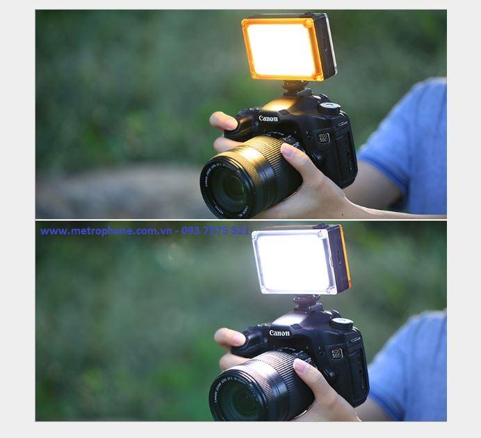 đèn led trợ sáng 96 bóng puluz metrophone.com.vn