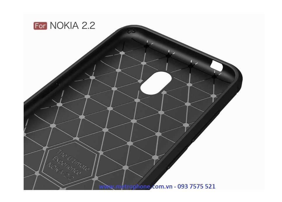 Ốp Chống Sốc Nokia 2.2 metrophone.com.vn