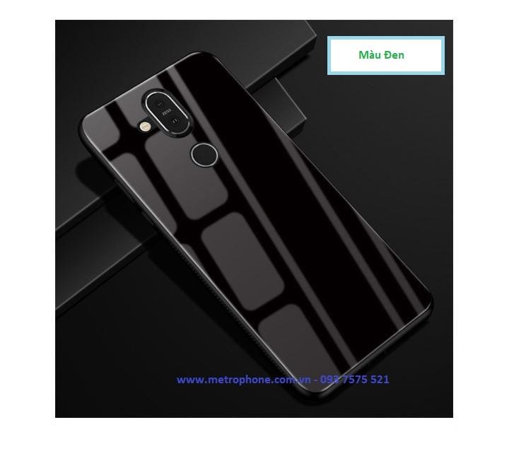 Ốp Lưng Gương Kính Dành Cho Nokia 8.1 / Nokia 7.1 Plus / Nokia X7 metrophone.com.vn