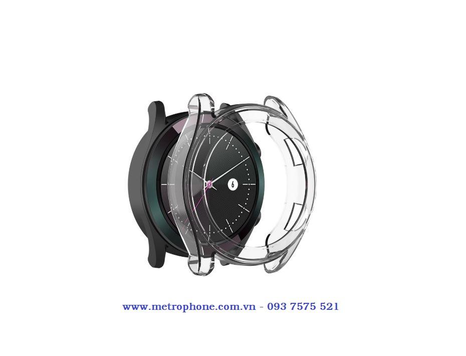 Ốp viền dẻo cho Huawei Watch GT Elegant 42mm metrophone.com.vn
