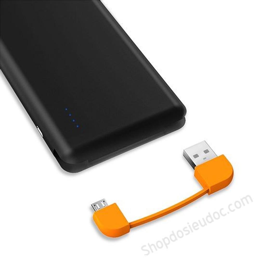 [119] Pin Dự Phòng Au key ( PB-N38 ) 8000mAh - Metrophone.com.vn