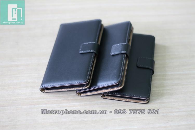 [5897] Bao Da ( Flip Cover) Dành Cho Nokia 3 - Metrophone.com.vn