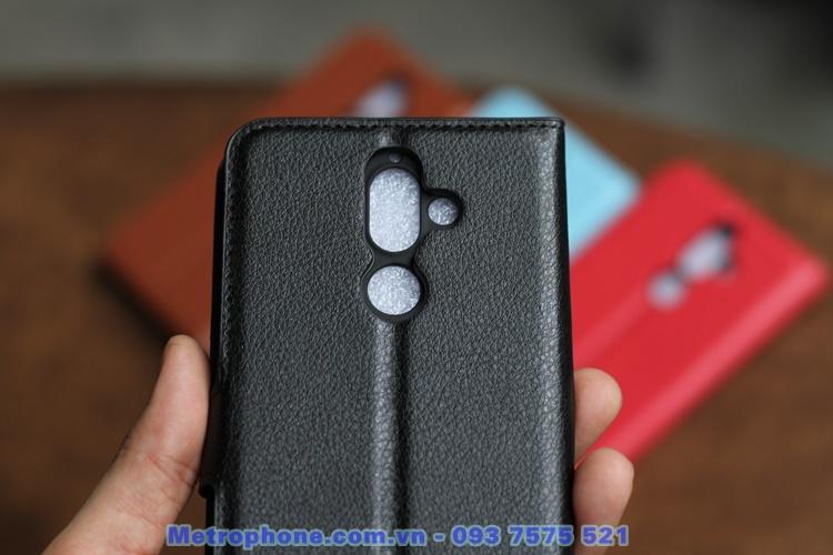 [6045] Bao Da ( Clip Cover ) Dành Cho Nokia 7 Plus - Metrophone.com.vn