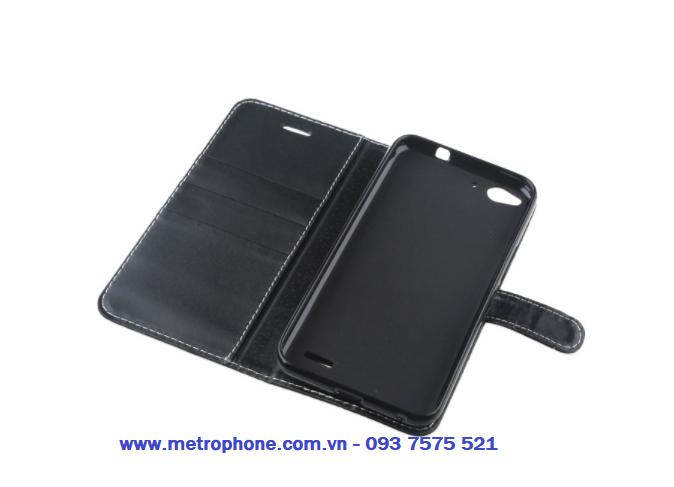 [6007] Bao Da ( Flip Cover ) Dành Cho Nokia 8 Sirocco