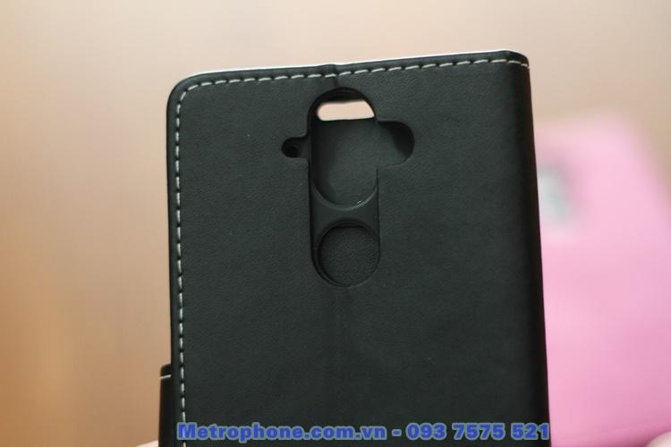 [6007] Bao Da ( Flip Cover ) Dành Cho Nokia 8 Sirocco - Metrophone.com.vn