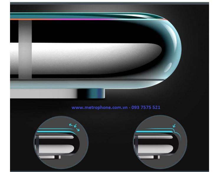 cường lực 9d gor cho iphone xs max xr metrophone.com.vn