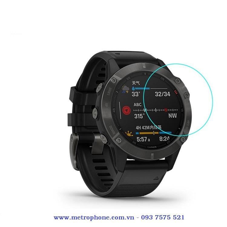 cường lực garmin fenix 6 pro metrophone.com.vn