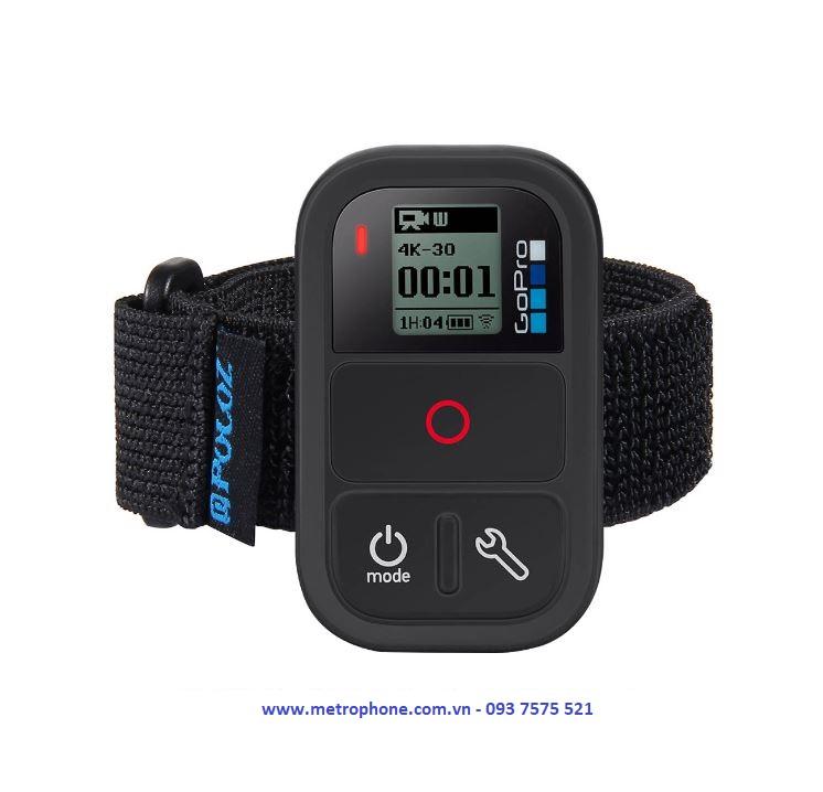 dây đeo remote gopro vào cổ tay metrophone.com.vn