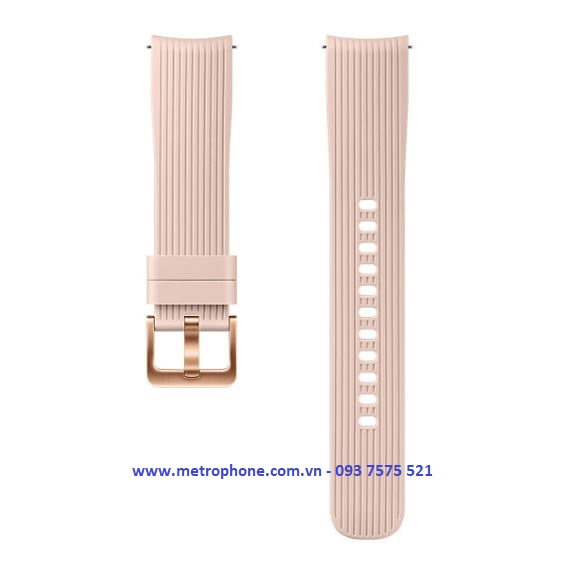 dây cao su galaxy watch 42mm size 20mm metrophone.com.vn
