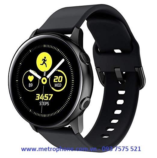 Dây Cao Su Cho Galaxy Watch Active / Watch 42mm / Gear S2 Classic / Gear Sport