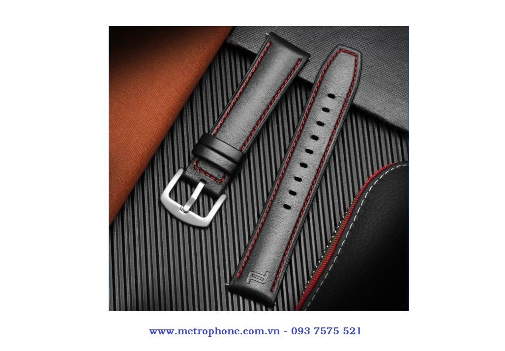 dây da hybird porsche design 22mm metrophone.com.vn