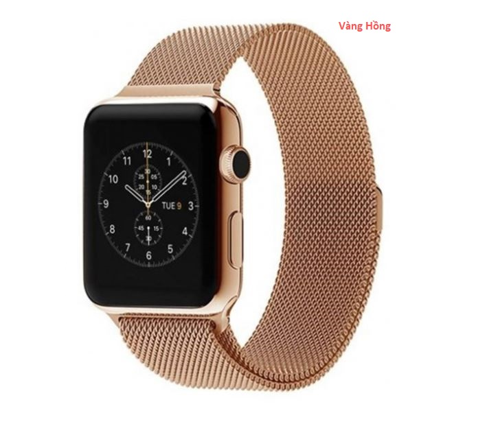 dây lưới milanese loop apple watch 4 metrophone.com.vn