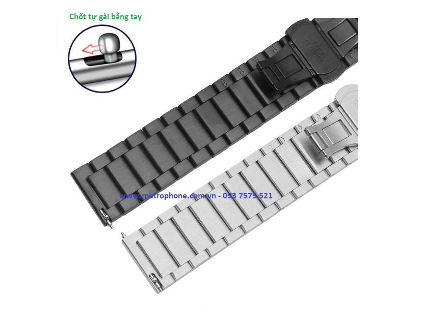 Dây Thép Đúc Cho Pebble Time Và Pebble Time Steel - metrophone.com,vn