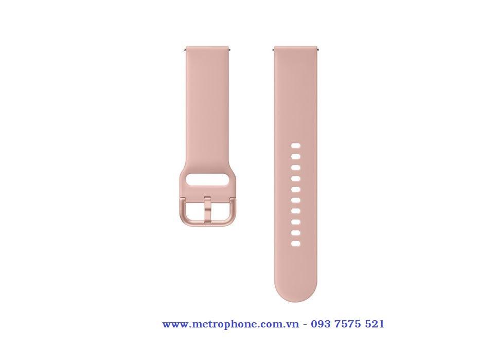 Dây cao su Galaxy Watch Active 2 chính hãng metrophone.com.vn