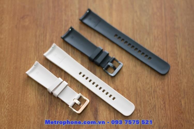 [6116] Dây Cao Su Galaxy Watch 42mm Chính Hãng - www.metrophone.com.vn