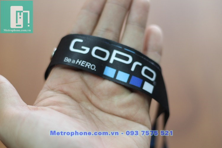 [6060] Dây Đeo Cổ Hoặc Đeo Tay Chống Rớt Dành Cho Gopro / Sjcam / Xiaomi Yi - Metrophone.com.vn