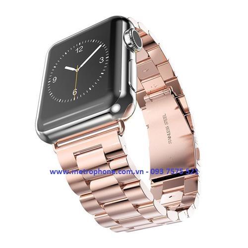dây thép apple watch series 4 metrophone.com.vn