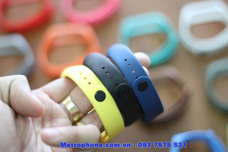 dây thay thế miband 3 metrophone.com.vn