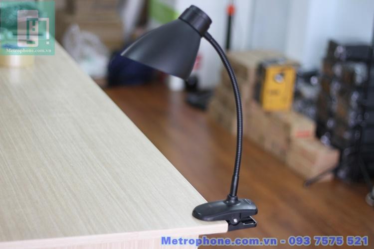 [6064] Đèn LED Để Bàn Và Kẹp Bàn Uốn Dẻo Remax RT-E500 - Metrophone.com.vn