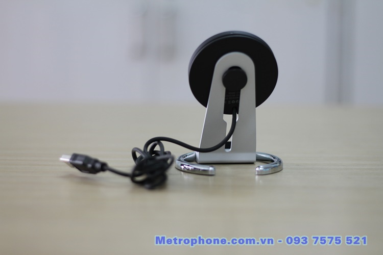 [6013] Đế Sạc Nhanh Không Dây HOCO CW5 Cho IPhone 8/ 8 Plus / IPhone X / Samsung - Metrophone.com.vn