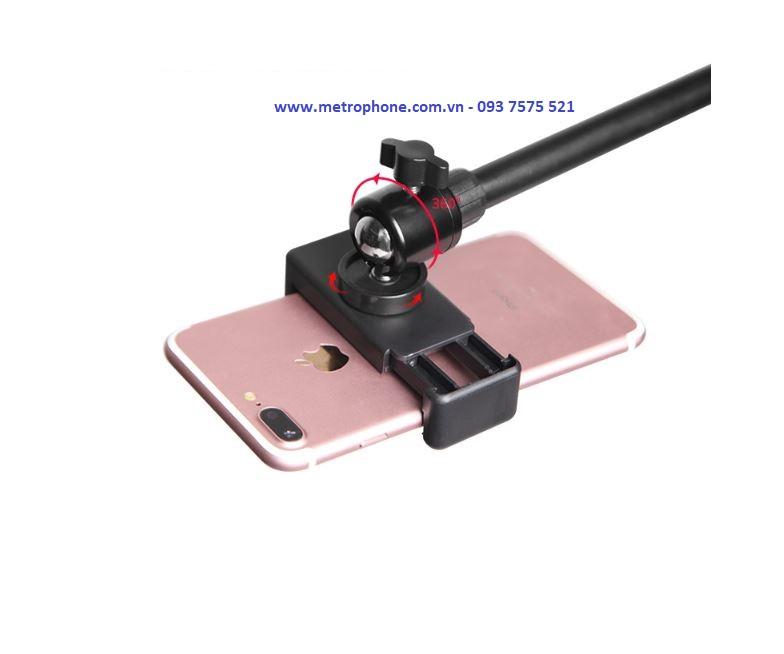 giá đỡ điện thoại quay video Pro metrophone.com.vn