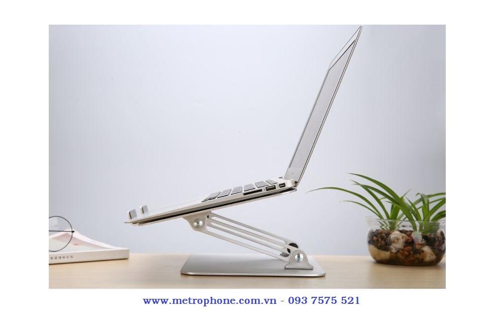 giá đỡ cnc nâng laptop tản nhiệt metrophone.com.vn
