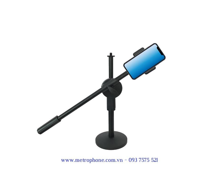 giá đỡ quay video sản phẩm loại vừa metrophone.com.vn