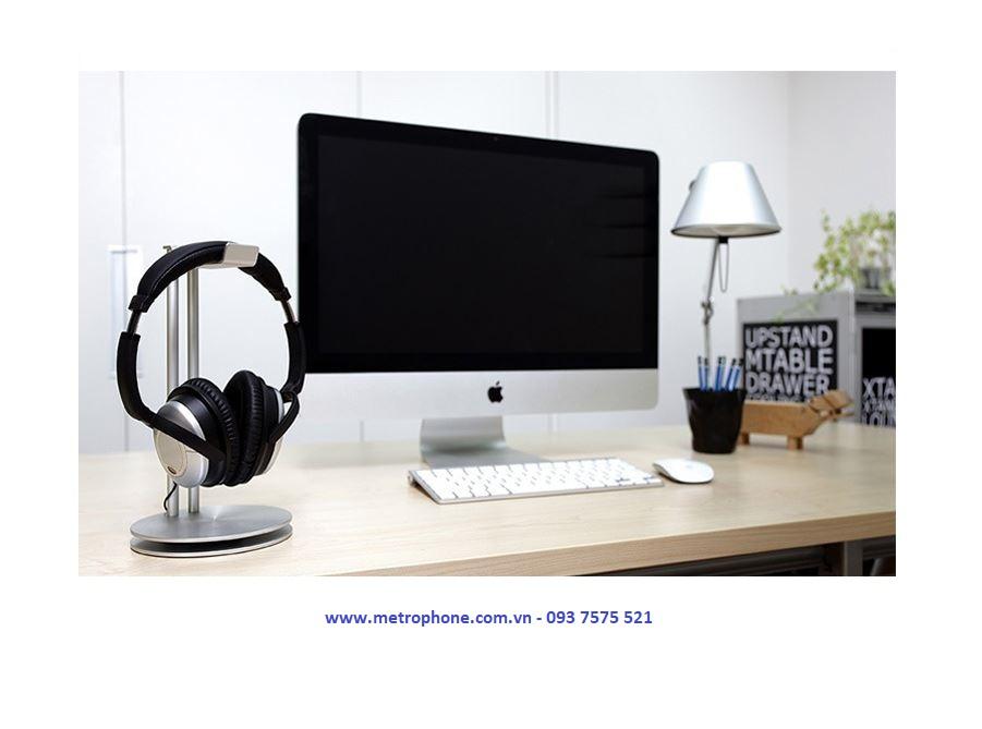 giá đỡ tai nghe cnc metrophone.com.vn