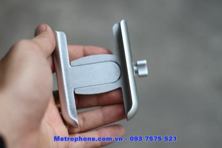 [6124] Giá Đỡ Điện Thoại Gắn Chân Kính Xe Máy Motowolf Mẫu Thu Gọn - Metrophone.com.vn