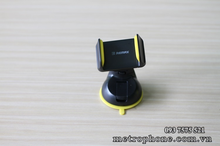 [142] Giá Đỡ Điện Thoại Trên Xe Hơi Remax RM-C06 metrophone.com.vn