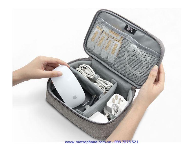 hộp đựng đồ công nghệ baona 1 ngăn metrophone.com.vn