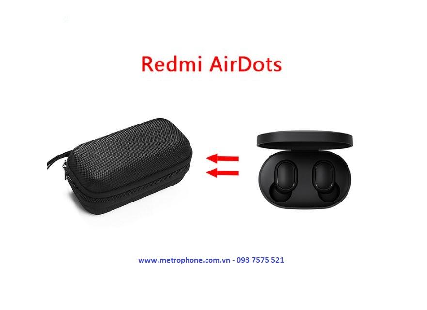 hộp đựng redmi airdots metrophone.com.vn