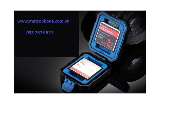 Hộp Chống Sốc Đựng Thẻ Nhớ Và Sim Hiệu Puluz metrophone.com.vn