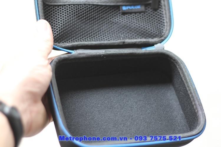 [6114] Hộp Chống Sốc Đựng Action Camera Gopro / Xiaomi Yi Hoặc Đựng Phụ Kiện Sạc Cáp Củ Sạc - www.metrophone.com.vn