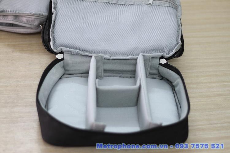 [6015] Túi Đựng Đồ Công Nghệ Boona ( Size Lớn ) - Metrophone.com.vn