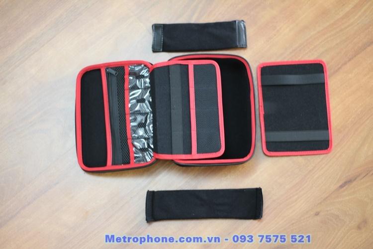 [6056] Hộp Đựng Đồ Công Nghệ Chống Sốc GUANHE HĐ-01 - Metrophone.com.vn