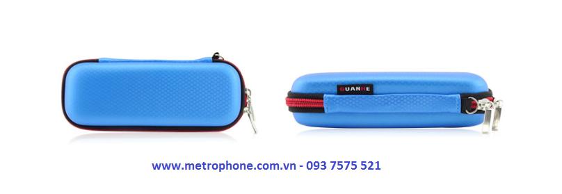 [5970] Hộp đựng đồ công nghệ loại nhỏ dạng dài - Metrophone.com.vn