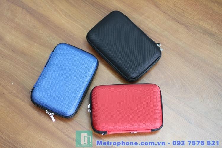 [399] Hộp Đựng Đồ Công Nghệ ( Size Lớn ) Như : Cáp , Sạc , Pin Dự Phòng, USB…-Metrophone.com.vn