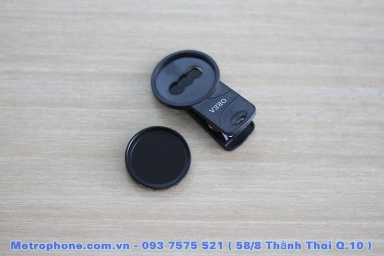 [047] Kính Lọc ND-1000x HAIDA Phơi Sáng Ban Ngày Cho Điện Thoại - Metrophone.com.vn
