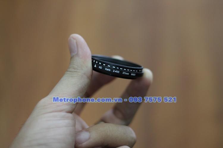[048] Kính lọc ND2-400 phơi sáng ban đêm - Metrophone.com.vn