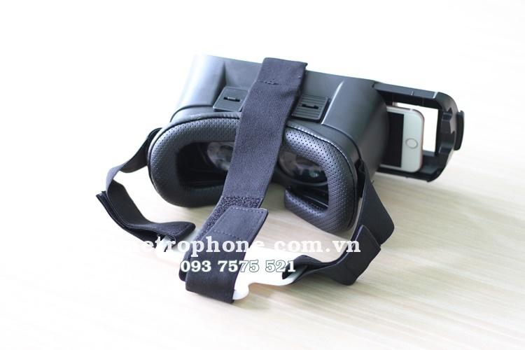 [456] Kính thực tế ảo VR Remax RT-V01 xem phim công nghệ 3D - Metrophone.com.vn