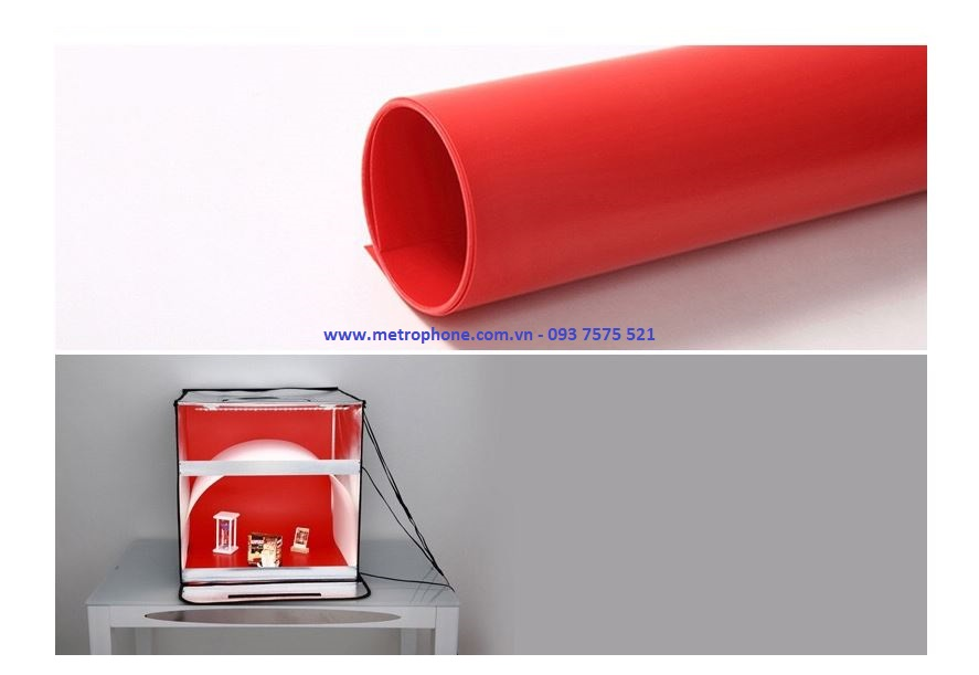 lồng chụp 60x60cm đèn led sáng metrophone.com.vn