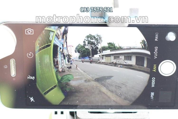 [043] Ống kính 3 in 1 FUNIPICA F-516 ( góc siêu rộng + macro + fisheye ) metrophone.com.vn