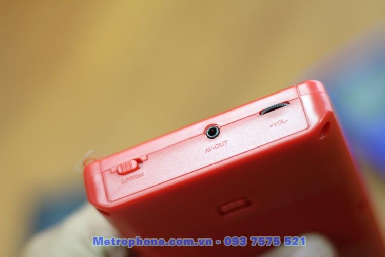 Máy chơi game cầm tay PowKiddy Q3 phiên bản mới 500 trò chơi - Metrophone.com.vn