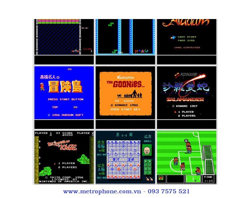 máy game nes băng cắm tivi metrophone.com.vn