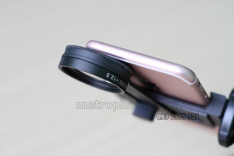 [038] Ống kính Macro OREA 12.5 cho mọi điện thoại và máy tính bảng( chụp chi tiết nhỏ ) - Metrophone.com.vn