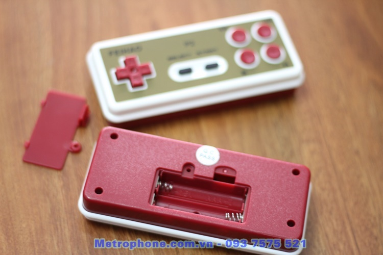 [5973] Máy Game NES Xưa Xuất Cổng HDMI Full HD Tay Cầm Bluetooth - Metrophone.com.vn