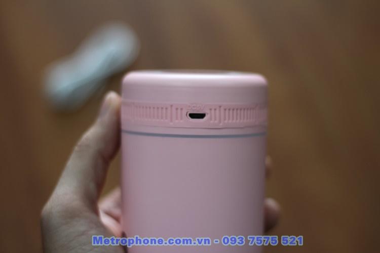 Máy Tạo Ẩm Cool Mini Humidifier Remax RT- EM03 - Metrophone.com.vn
